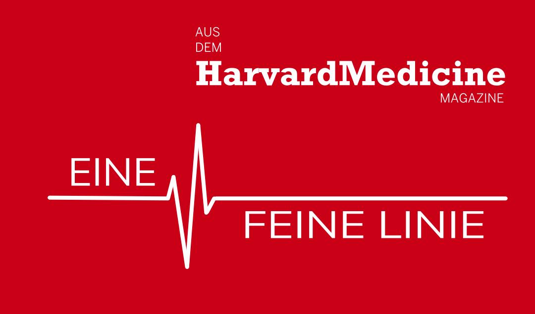 """Eine feine Linie - Ist es an der Zeit, die """"dead-donor-rule"""" neu zu bewerten?"""
