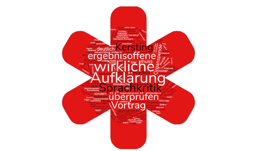 "Daniel Kersting: Was bedeutet ""Aufklärung"" im Kontext der Organspende?"