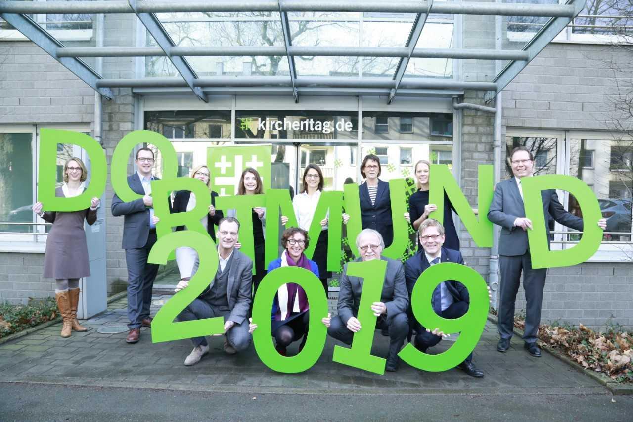 Halle 7 - Stand E13 - KAO auf dem Kirchentag in Dortmund vom 20. bis 22.Juni 2019